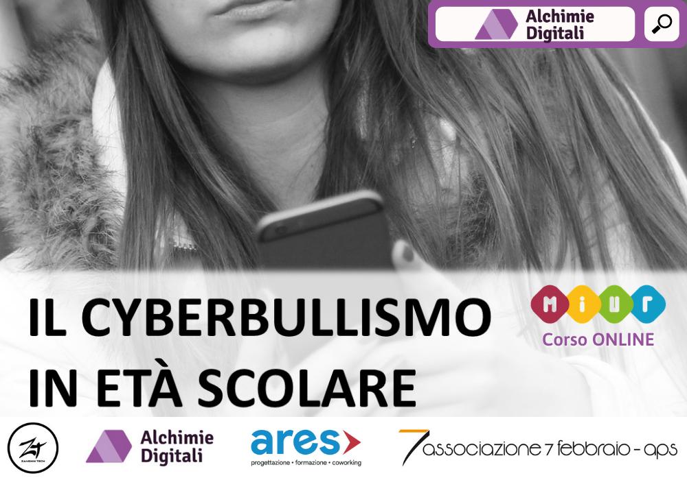 il cyberbullismo in età scolare