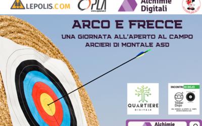 Arco e Frecce, una giornata all'aperto al campo arcieri di Montale ASD