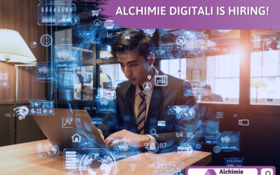 Alchimie Digitali is hiring!